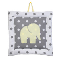 MOXY LEMON Elephant Nursery Wall Art