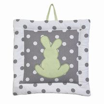 MOXY KIWI Bunny Nursery Wall Art