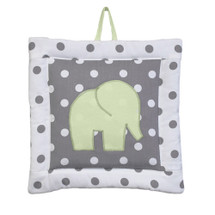 MOXY KIWI Elephant Nursery Wall Art