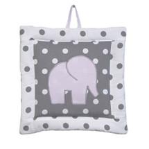 MOXY LILAC Elephant Nursery Wall Art