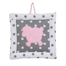 MOXY PINK Lammy Nursery Wall Art