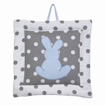 MOXY BLUE Bunny Nursery Wall Art