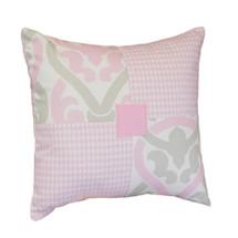 PINK JULEP Patch Decor Nursery Pillow