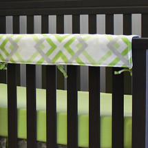 KEEWEE Baby Crib Rail Protector