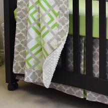 KEEWEE Baby Crib Blanket