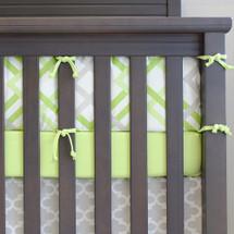 KEEWEE Baby Crib Bumper Pads