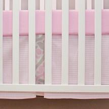PINK JULEP 2 PC Set Crib Bedding