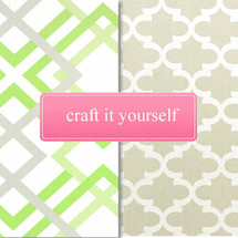 KEEWEE Fabric Crafting Bundle