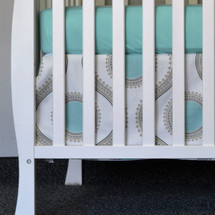 AQUILA Crib Skirt