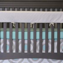 AQUILA Baby Crib Rail Protector