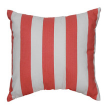 Coralee Toss Nursery Pillow - Stripes