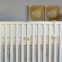 STARLET Baby Crib Bumper Pads