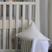 STARLET Crib Skirt
