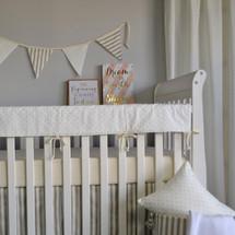 STARLET Baby Crib Rail Protector