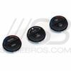 Subaru Gloss Black Climate Control Button Set