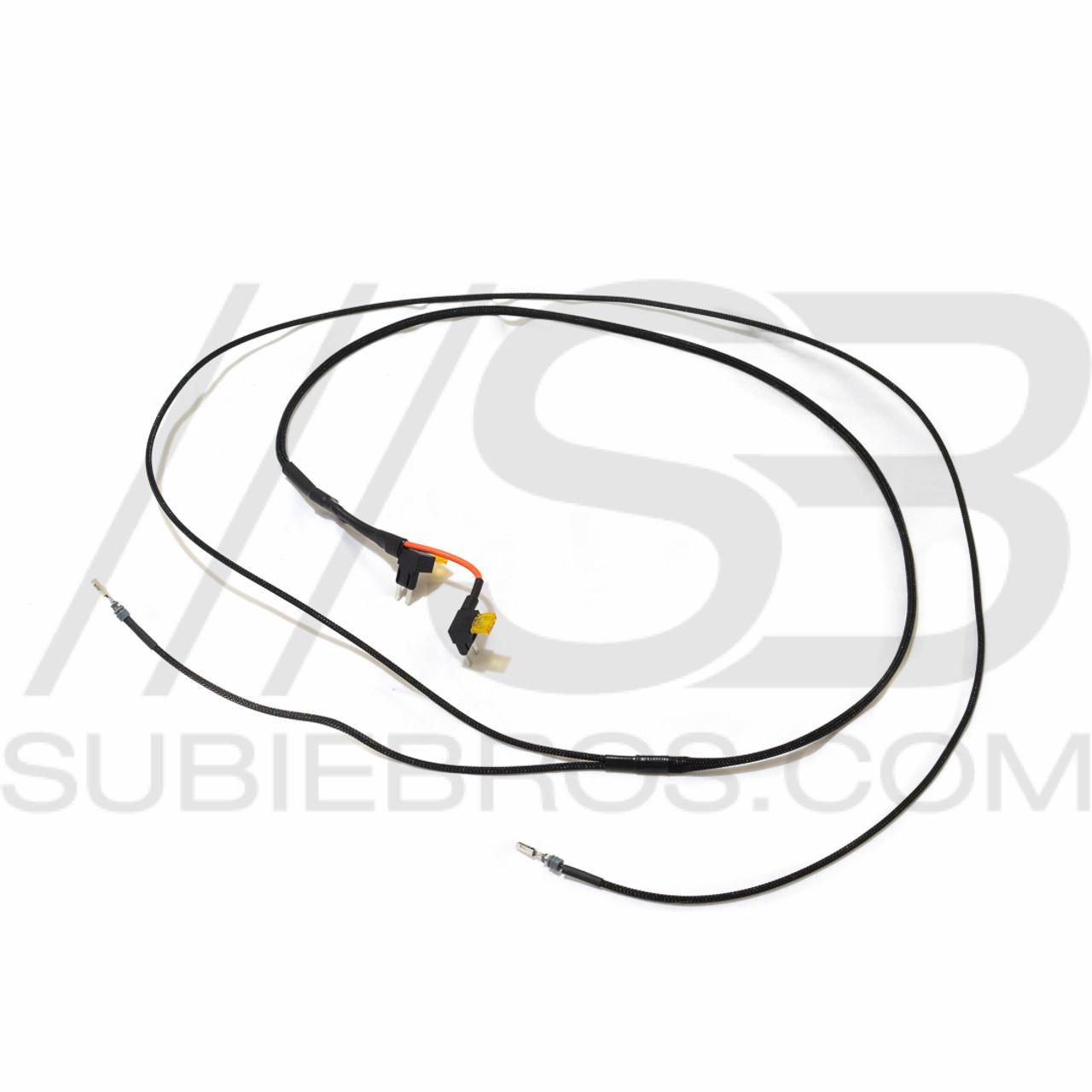 subiebros c-light drl harness