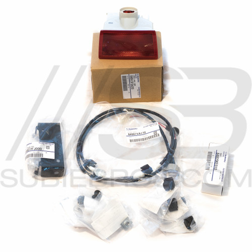 Subaru JDM Rear Fog Light Kit (3rd brake light)