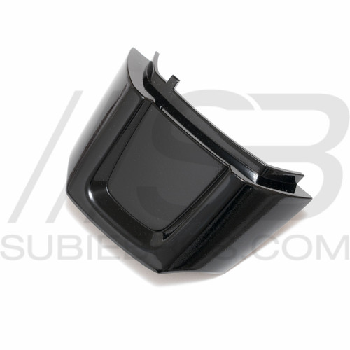 Subaru Gloss Black Lower Steering Wheel Cover
