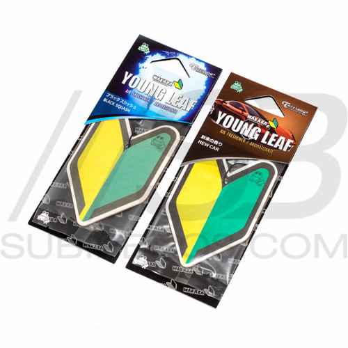 2 Pack JDM Young Leaf Air Freshner