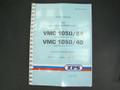 ZPS Vertical Machining Center VMC1050/24 & VMC 1050/40 Parts Manual TAJMAC