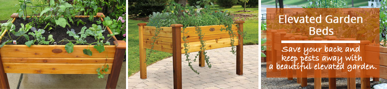 Elevated Raised Garden Beds Great Garden Supply