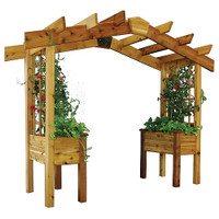 Gronomics-Pergola-Planter-3x10x8'-Safe-Finish