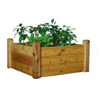 Gronomics-Raised-Garden-Bed-34x34x19-Safe-Finish
