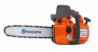 "Husqvarna-338XPT-Chainsaw-with-14""-bar-and-chain"