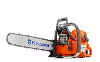 "Husqvarna-372XP-with-20""-Bar-and-Chain"