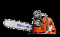 "Husqvarna-372XP-with-20""-Bar-and-Chain"