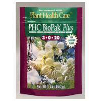 Lebanon Turf PHC BioPak Plus Plant Health Care, 3-0-20 1 Lb