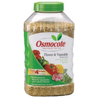 OSMOCOTE SMART-RELEASE PLANT FOOD Flower & Vegetable Plant Food 3 lb
