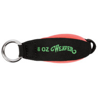 Weaver-Leather-8-oz-Bullet-Throw-Weight-Black/Blaze-Orange