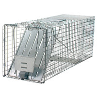 Havahart-32x10x12-Raccoon-Trap-Single-Door
