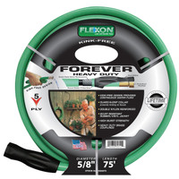 Flexon-5/8in-x-75ft-Forever-Plus-Garden-Hose
