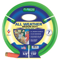 "Flexon-5/8""x150'-All-Weather-4-hose"