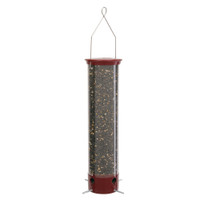 "Droll Yankees Dipper 21"" 4 Port Squirrel Proof Bird Feeder"