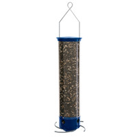 "Droll Yankees Whipper 21"" 4 Port Squirrel Proof Brd Feeder"
