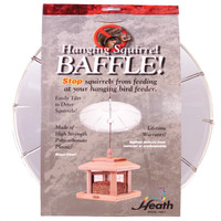 Heath-Squirrel-Baffle-For-Hanging-Feeders