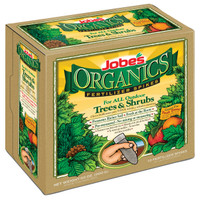 Jobes 10pk Organic Tree Fertilizer Spikes