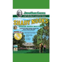 JONATHAN GREEN Shady Nooks Grass Seed Mixture Covers 750 Sq. Ft. 1lb.