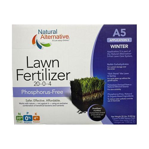 Lawn Care Fertilizers Soil Amendments 4 Step Programs