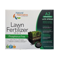 Natural-Alternative-Lawn-Fertilizer-(19-0-3)-A2-Late-Spring-Application