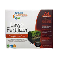 Natural-Alternative-Lawn-Fertilizer-(21-0-4)-A4-Fall-Application