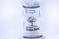 NORTHEAST NURSERY Premium Sun and Shade Mixture Grass Seed, 25 lbs.