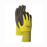 WONDER GRIP Rubber Gloves, Best Grip for Wet or Dry Small WG310