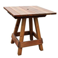 "Gronomics-Picnic-Table-Bar-Top-Height-39x39x42""H---Finished"
