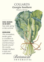 BOTANICAL-INTERESTS-Collards-Georgia-Southern-Brassica-Oleracea,-6-Grams