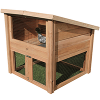 Gronomics-Chicken-Coop-Pet-Cottage-4'x4'x4'2""