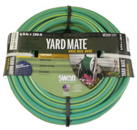 Swan Yardmate Hose Reel Hose 5/8 in x150 ft Garden Hose
